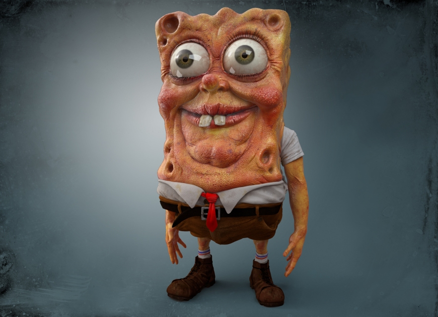 CheeseBob BrownPants